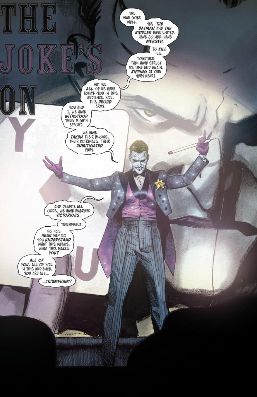 The Joker (Batman Vol 3 #30)