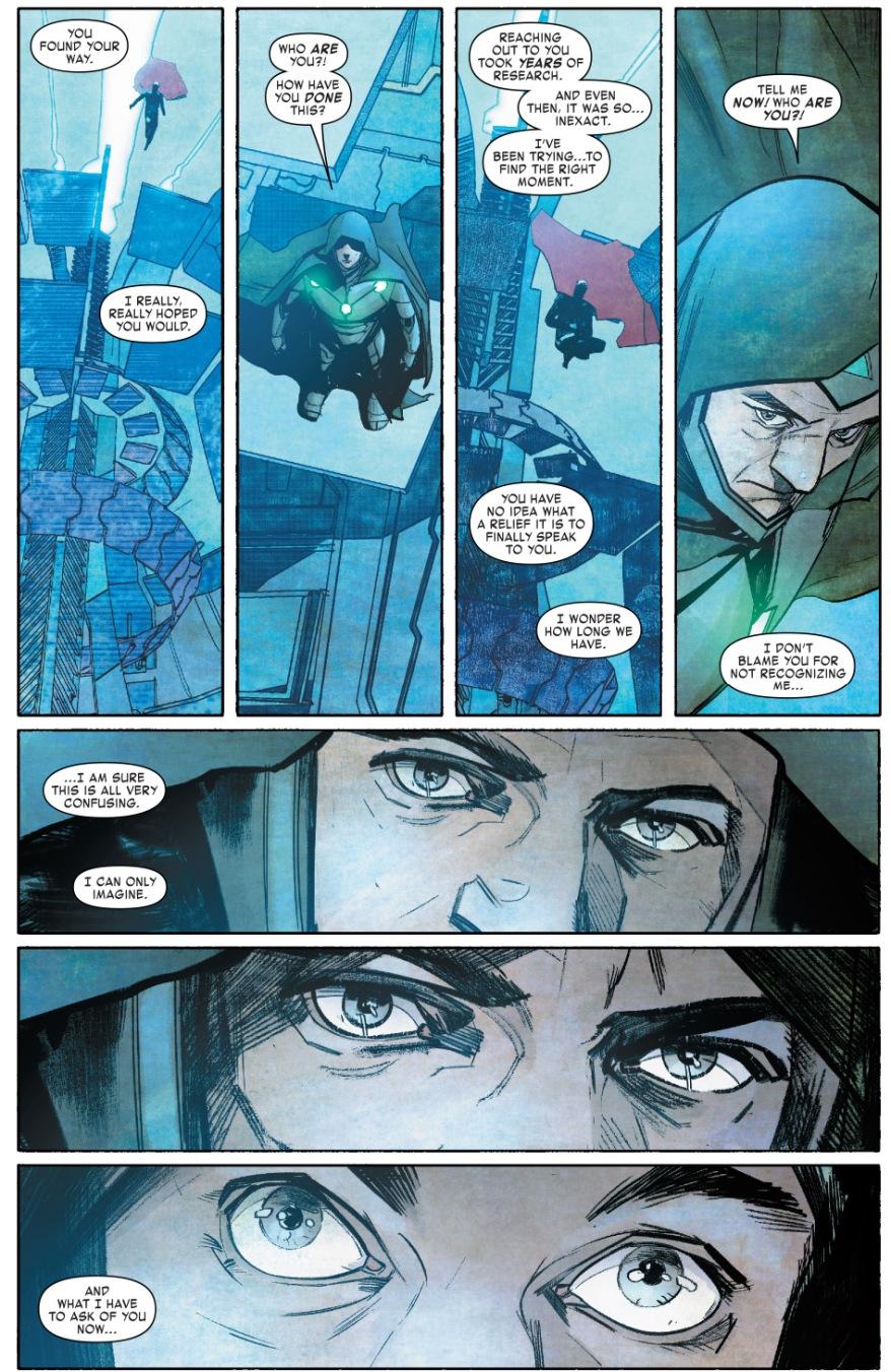Tony Stark As Sorcerer Supreme
