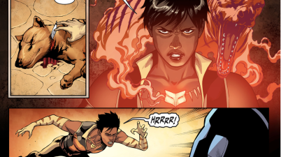 Vixen (Injustice II)