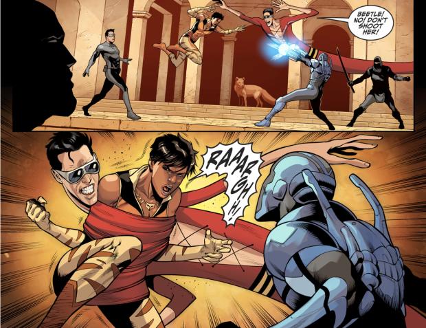 Vixen (Injustice II)