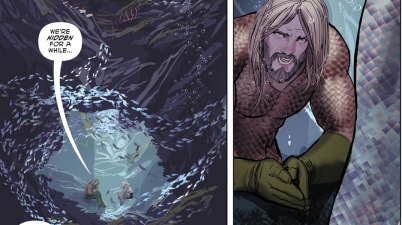 Why Aquaman Became A Vigilante