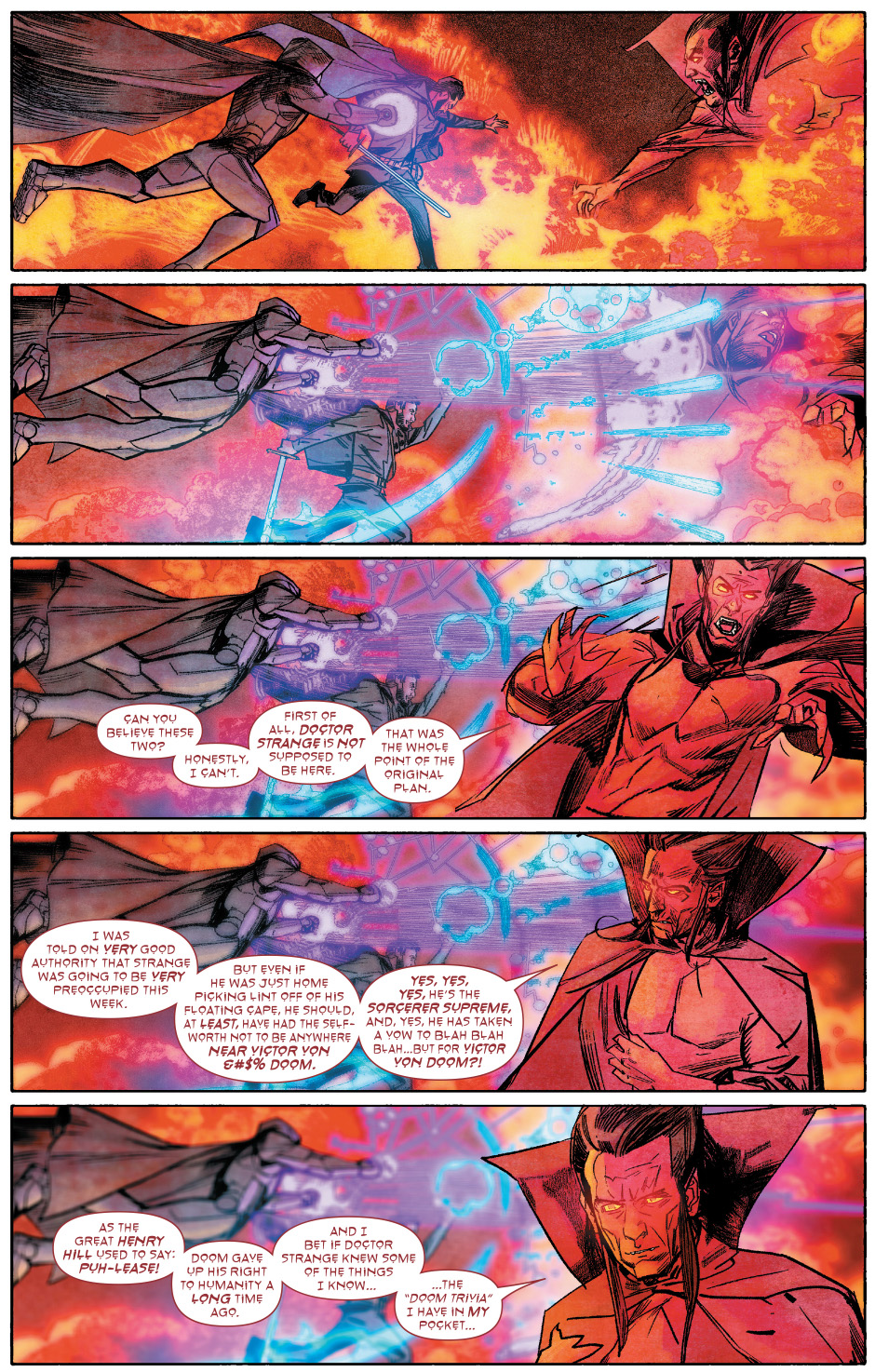 3e5fe91a840 Why Mephisto Hates Victor Von Doom | Comicnewbies