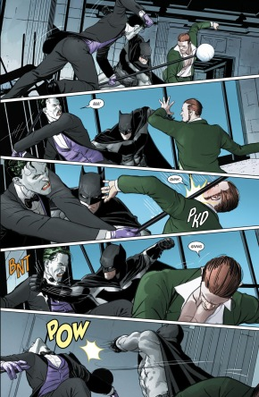 Batman VS The Joker And The Riddler