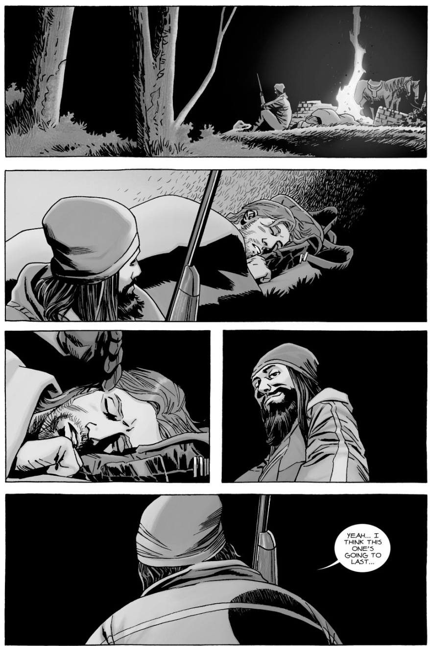 Beta And Jesus (The Walking Dead)