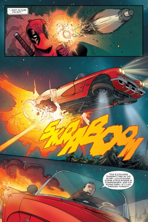 Deadpool Kills Agent Phil Coulson
