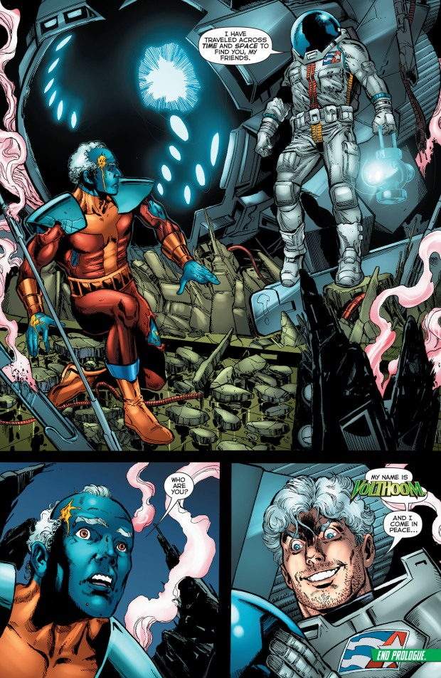 Ganthet And Krona Meet Volthoom