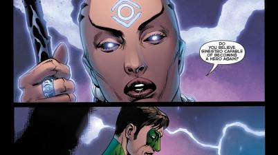 Hal Jordan Believes Sinestro Can Be Redeemed
