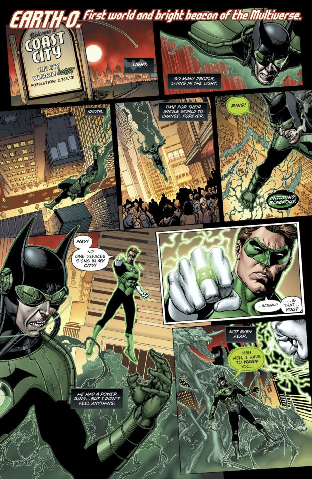 Hal Jordan Meets The Dawnbreaker