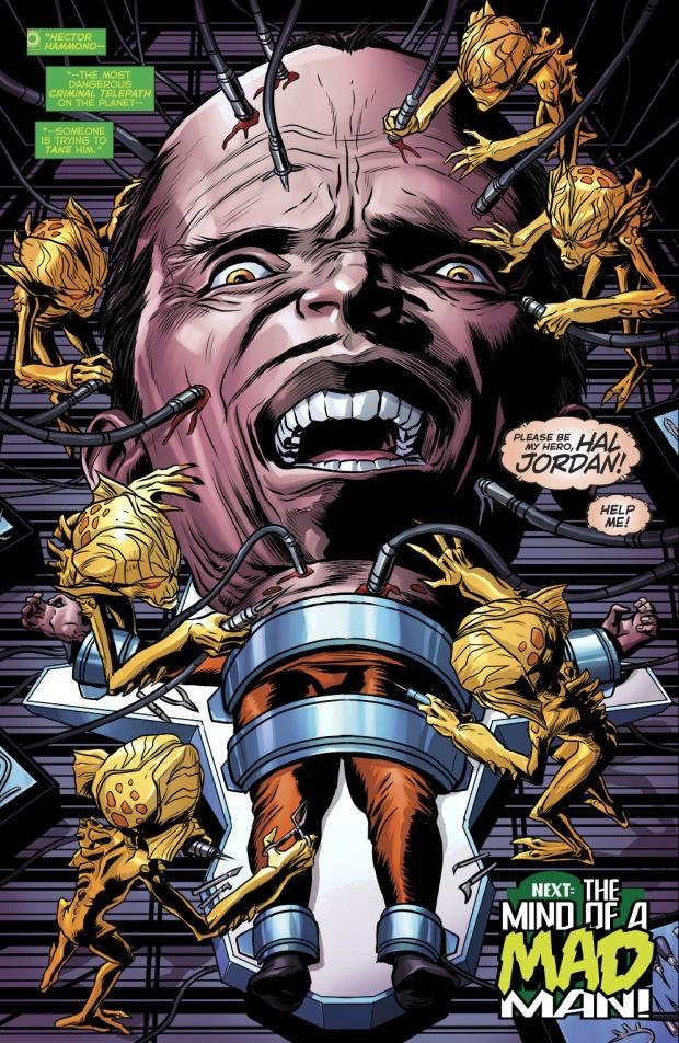Hector Hammond (Hal Jordan And The Green Lantern Corps #30)