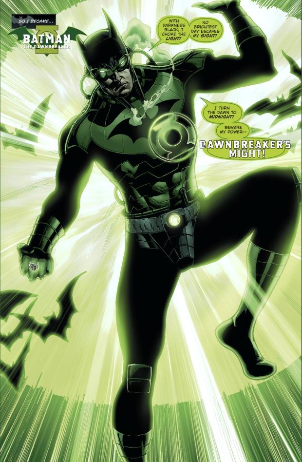 How Batman Became The Dawnbreaker