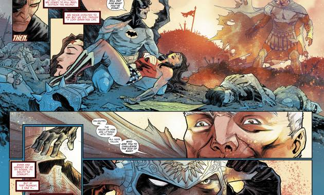 How Batman Became The Merciless