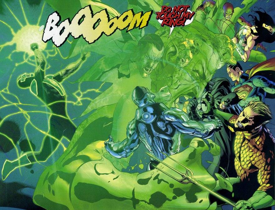 How Green Lantern Simon Baz Escaped The Flash