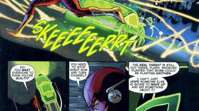 How Green Lantern Simon Baz Escaped The Flash