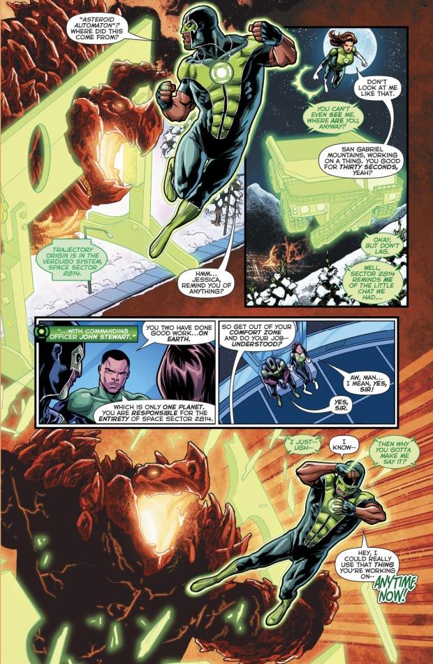 Jessica Cruz And Simon Baz VS Asteroid Automaton