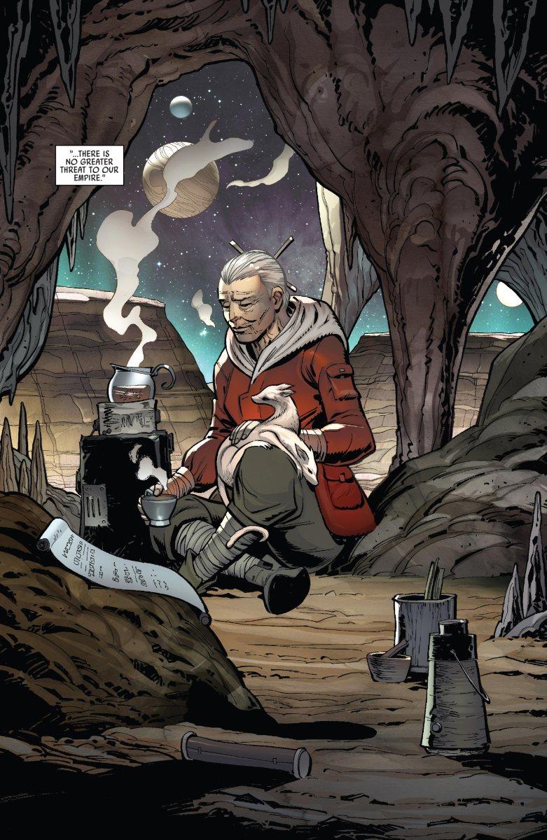 Jocasta Nu (Darth Vader Vol. 2 #6)