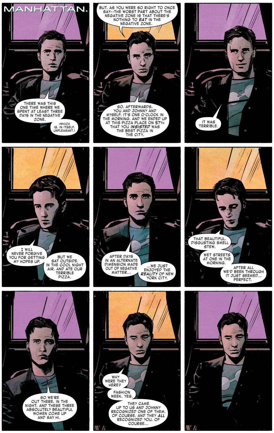 abdd55be828 Mister Fantastic Wants Victor Von Doom Dead | Comicnewbies