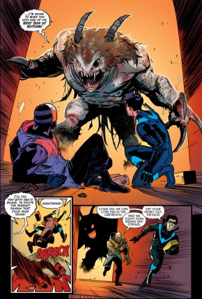 Moloch ( Nightwing Vol 4 #4)