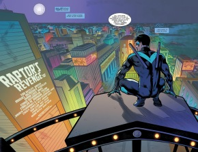 Nightwing Volume 4 #30