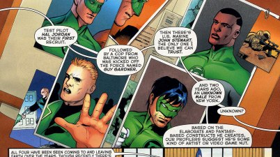 President Obama Knows What A Green Lantern Is