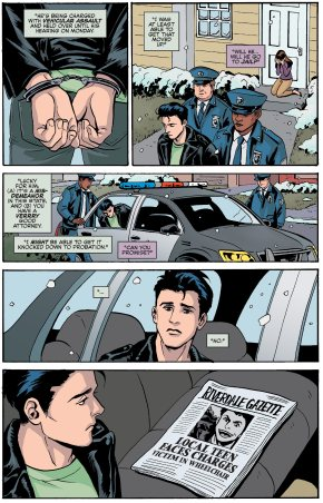 Reggie Mantle Goes To Jail