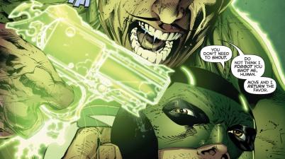 Sinestro And Simon Baz (Green Lantern Vol 5 #19)
