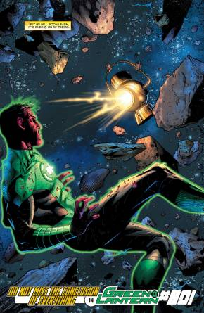 Sinestro (Green Lantern Vol 5 #19)