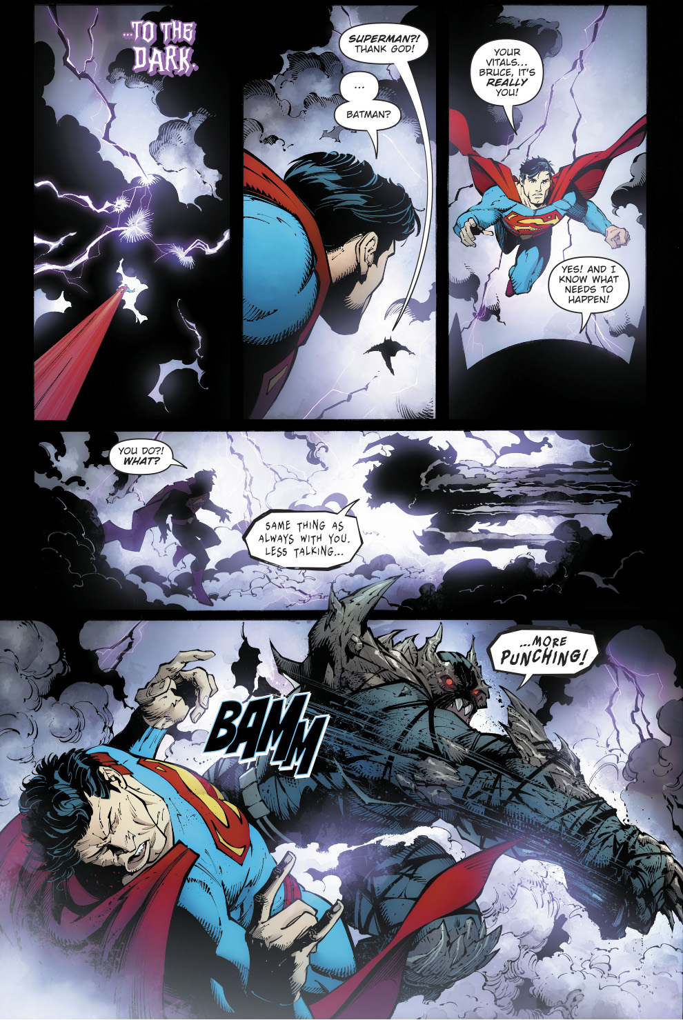 superman vs the devastator comicnewbies