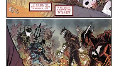 The Batman Who Laughs Recruits The Merciless