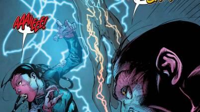 The First Lantern (Green Lantern Vol 5 #19)