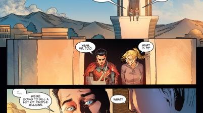 Why Black Adam Recruited Damian Wayne