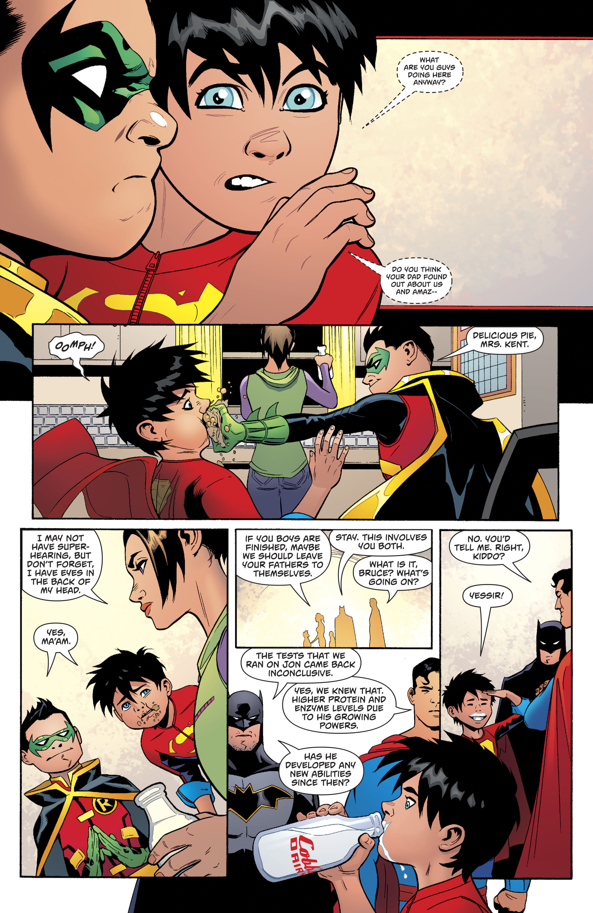 Why Superboy Can Be Stronger Than Superman (Rebirth)   Comicnewbies