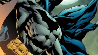Batman Is Chosen By The Sinestro Corps