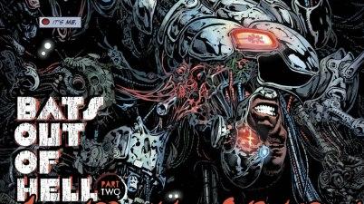 Cyborg (Justice League Vol. 3 #32)