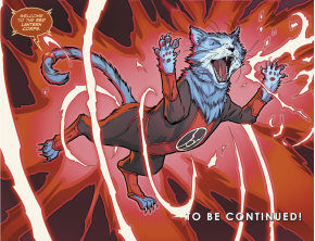 Dex-Starr Joins The Red Lantern Corps (Injustice II)