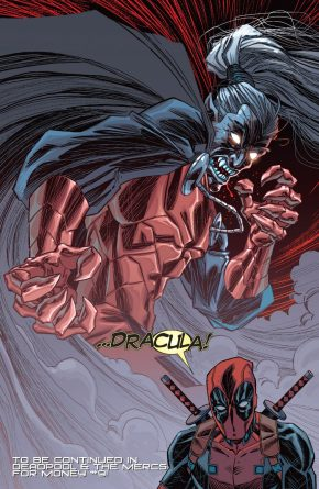 Dracula (Spider-Man – Deadpool #15)