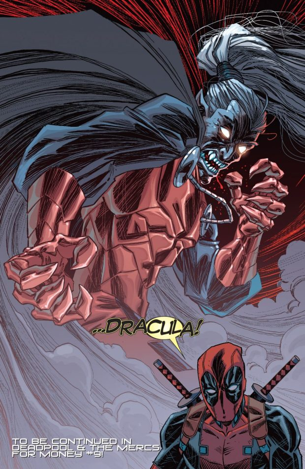 Dracula (Spider-Man – Deadpool #15)