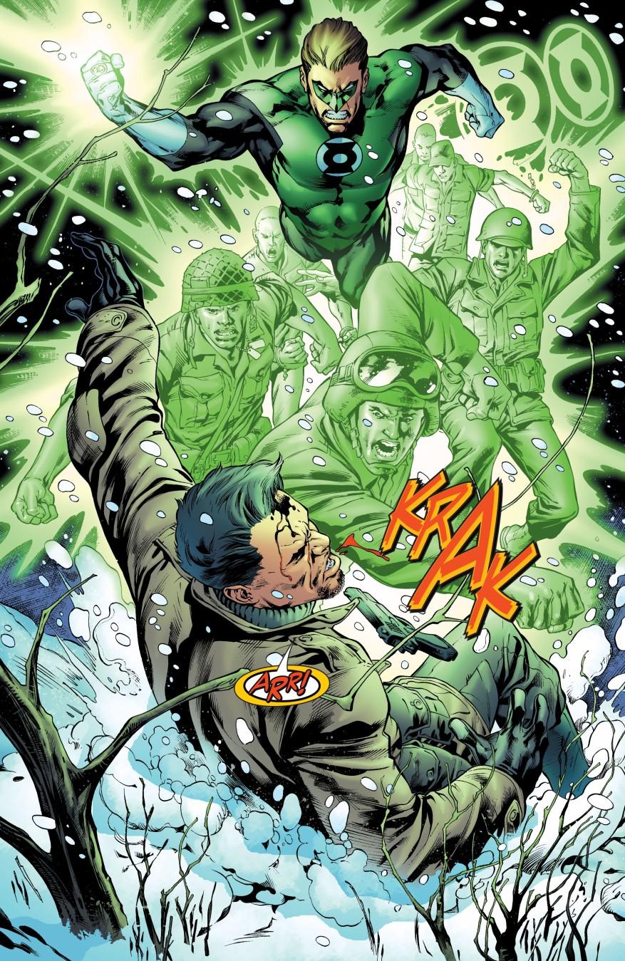 Hal Jordan (Green Lantern Vol. 4 #16)