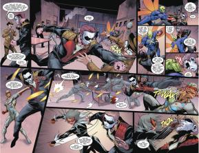 Harley Horde VS Suicide Squad (Injustice II)