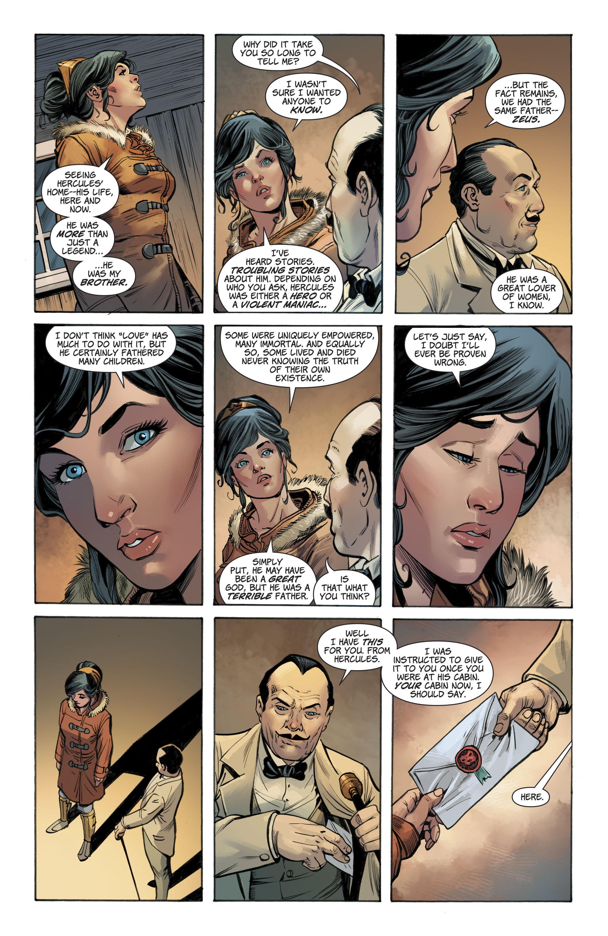 Hercules imenuje Wonder Woman njegov dedič Porodnik Comicnewbies-1275