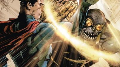 How Hephaestus Tested Superman (New 52)