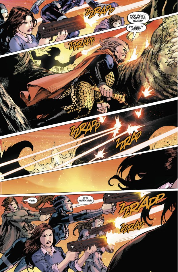 How Lois Lane Became A Fury (Rebirth)