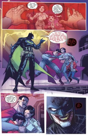 How The Batman Who Laughs Killed Superman's Family