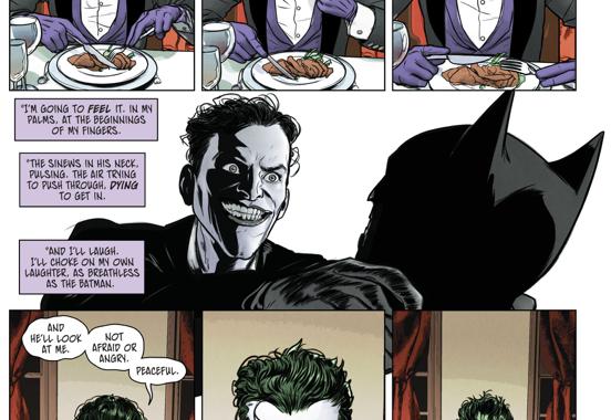 How The Joker Wants To Kill Batman (Rebirth)