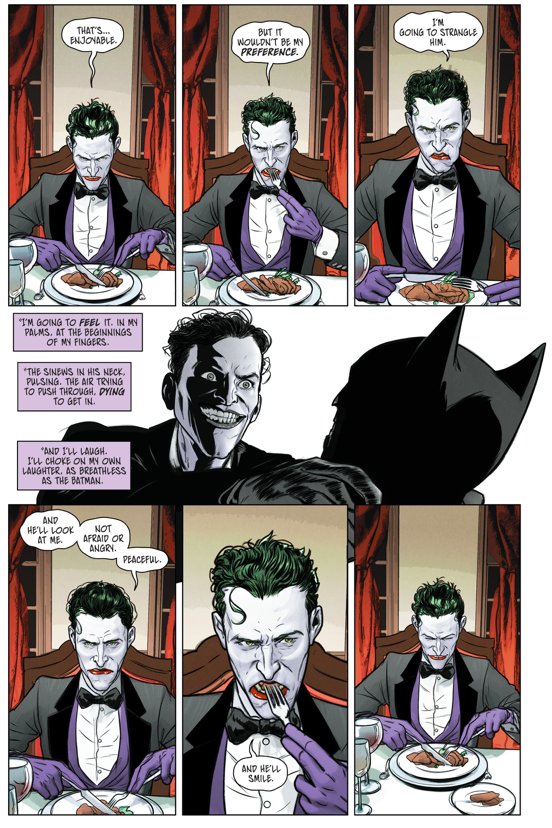 How The Joker Wants To Kill Batman (Rebirth)