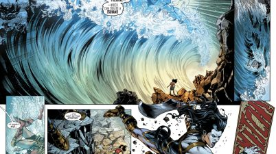 From – Wonder Woman Vol. 5 #34