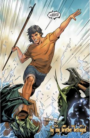 Jason (Wonder Woman Vol. 5 #35)
