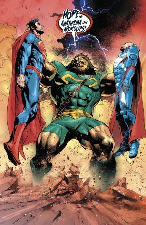Kalibak (Superman Vol 4 #35)