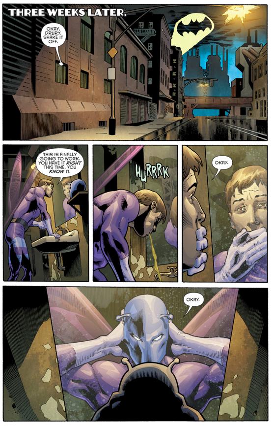 Killer Moth Organizes His Own Group Of Villains (Rebirth)