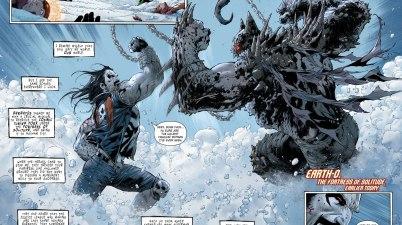 Lobo VS The Devastator