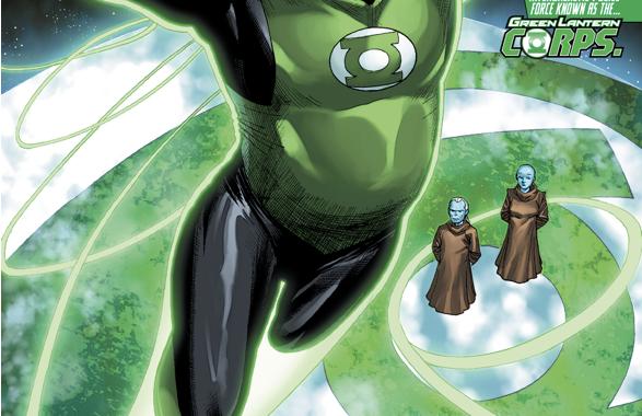 Somar-Le (Hal Jordan And The Green Lantern Corps #33)